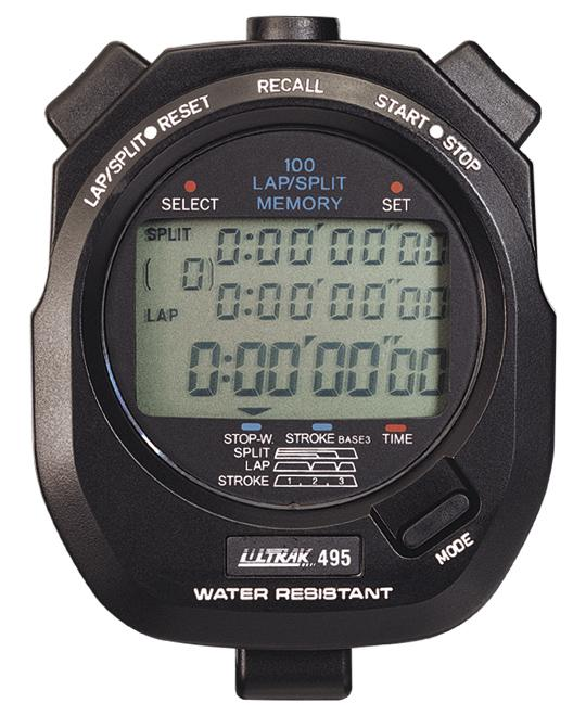 Ultrack Stopwatches